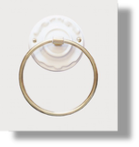 "Charleston 6"" Towel Ring"