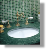 Royale Widespread Lav. Set with Long Handles
