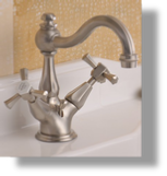 Monarque Single Hole Basin Mixer