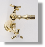 Monarque Single Hole Bidet Mixer