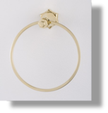 Monarque 6-inch Towel Ring
