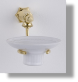 Monarque Soap Dish & Holder
