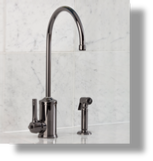 Lille Single Lever Kitchen Mixer with Handspray