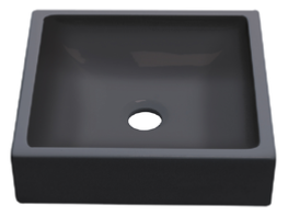 Countertop Basins without Overflow