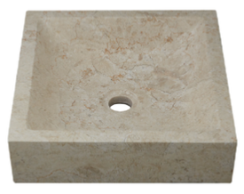 Stone Basins without Overflow